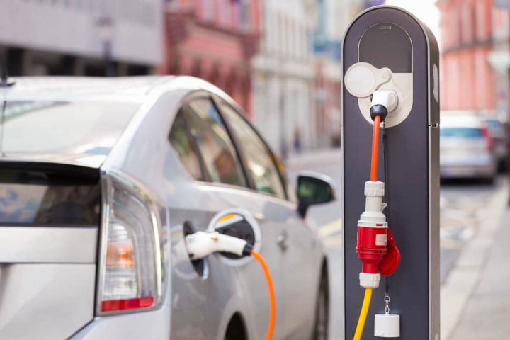 les véhicules électriques