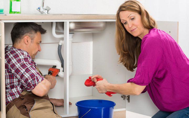 Signes nécessaires pour appeler un plombier